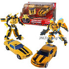 Hasbro Transformers Movie Deluxe: Battle Damage Bumblebee Combo Set Action...