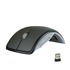 Wireless Mouse For Microsoft-Surface Arc Touch Computer Mouse 2.4Ghz Foldable MO
