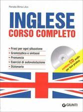 LIBRO INGLESE. CORSO COMPLETO. CON CD AUDIO - RENATA BIMA LILOV