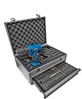 Trapano Avvitatore A Batteria Hyundai 15300 Con Valigetta Kit 275 Accessori