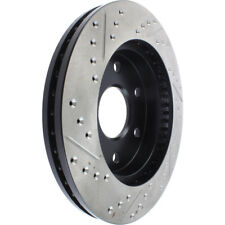 Disc Brake Rotor-RWD Front Left Stoptech 127.66040L