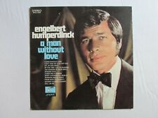 "Engelbert Humperdinck ""A Man without Love""  LP"