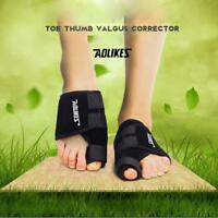 Toe Bunion Splint Straightener Corrector Hallux Valgus Relief Foot Pain US 26