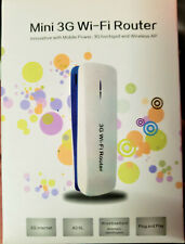 mini 3g wifi router 3g HOT SPOT and WIRELESS AP-PLUG AND PLAY