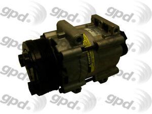 A/C Compressor fits 1992-1999 Mercury Tracer  GLOBAL PARTS