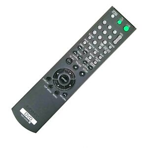 SONY OEM CD DVD Player Remote Control RMT-D155A Tested Works DVP-NC625 DVP-NC665