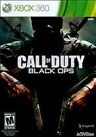 Call of Duty: Black Ops (Microsoft Xbox 360, 2010) disc only 100% Tested