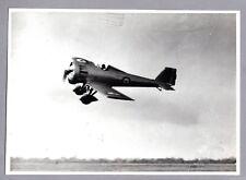 VICKERS JOCKEY ORIGINAL VINTAGE MANUFACTURERS PHOTO 4643 RAF ROYAL AIR FORCE