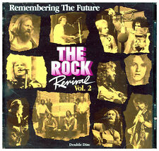 THE ROCK REVIVAL, VOL. 2 (Double Disc, 18 Songs) - Remembering The Future