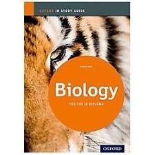 Ib Study Guide Biology 2nd Rb (Ib Study Guides)