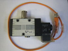Rexroth 577-296 Pneumatic Solenoid Directional Control Valve Used Free Shipping
