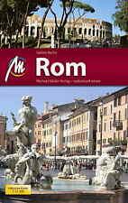 ROM Michael Müller Reiseführer City Stadtführer Vatikan Latium 2012 Italien NEU