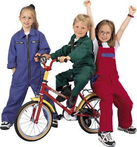 #Kinder Arbeitslatzhose Arbeitsoverall Rallyekombi Kombi Kinderoverall Spielhose