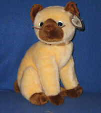 TY SIAM THE CAT BEANIE BUDDY - MINT with MINT TAGS