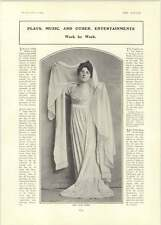 1902 Ms Hilda Spong Sadie Martinot Frances Dillon Nelly Isa Bowman