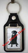 Personalised Silver Plated Medallion Key Ring A Great Gift for any Dog Lover