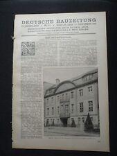 1925 Berlin Corneliusstraße Tiergarten oder Lankwitz