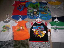 Toddler Lot 2T Outfit Lizard Frog Sports Buzz Spiderman