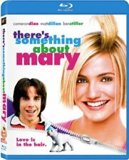 DIAZ CAMERON, THERE'S SOMETHING ABOUT MARY, NEW, BLURAY, BLU-RAY