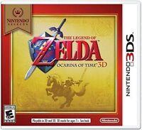 The Legend of Zelda: Ocarina of Time 3D - Nintendo 3DS Brand New Factory Sealed
