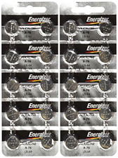 20 Pck Energizer LR44 1.5V Button Cell Battery LR44 CR44 SR44 357 SR44W AG13 A76