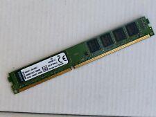 kingston 8Gb lowvprofile DDR3 kvr16n11/8 desktop Memory