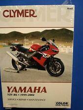 Clymer Repair Manual M461 Yamaha  NEW YZF-R6 1999-2004