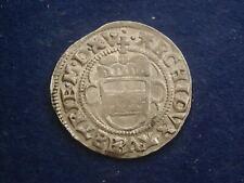 1/2 Batzen 1515 ( MDXV ) Habsburg Maximilian I. Graz / Wien W/20/470