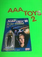 Star Trek The Next Generation Lt. Tasha Yar Action Figure Galoob 1988 TNG NIP