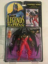 1995 NIB Legends Of Batman KNIGHTQUEST BATMAN Action Figure Kenner