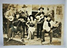 Vintage Photo Texas Outlaws - Trimmed Photo