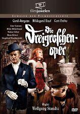 Die Dreigroschenoper - Curd Jürgens, Hildegard Knef, Gert Fröbe, Filmjuwelen DVD