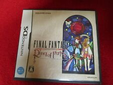 Final Fantasy Crystal Chronicles: Ring of Fates JAPANESE VERSION JRPG