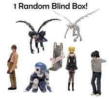 1 Random Blind Box - Death Note Selection Gash Mini Trading Figure Jun Planning
