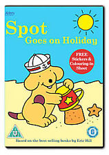 SPOT THE DOG GOES ON HOLIDAY DVD BRAND NEW