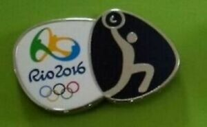 OLYMPICS PIN VINTAGE 2016 WEIGHTLIFTING 2020 2021 TOKYO JAPAN OLYMPIC GAMES