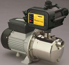 Davey SJ35-04PC Silver Series Rainwater Tank Pressure Pump