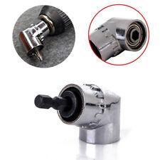 "HQ 105°Angle 1/4"" 6mm Extension Hex Drill Bit Screwdriver Socket Holder Adaptor"