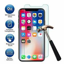 2x iPhone X / XS Panzerfolie Schutzglas Displayfolie Tempered Glass 9H EchtFolie