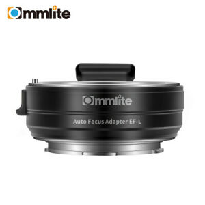 Commlite Adapter Auto Focus CM-EF-L for Canon EF Lens to Leica L SL TL fp S1 S1R