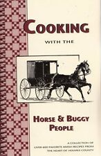 Cooking With the Horse & Buggy People by Marvin Wengerd