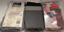 Men's Hanes Special Boxer Brief Small 100 pair 100 Cotton Fly Front Soft Cotton
