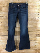 American Eagle Outfitters Women's Jeans Regular Size 2 Blue Jeans 100% Cotton