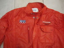 Vintage 1987 Indianapolis 500 Dodge Official Truck Mopar Nascar Racing Jacket L