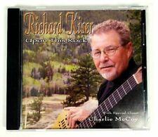 Richard Kiser : Upon This Rock Gospel 1 Disc CD