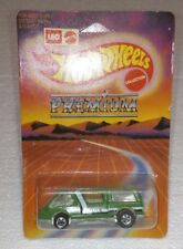HOT WHEELS LEO INDIA DREAM VAN GREEN UNPUNCHED BRAND NEW PREMIUM