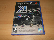 XII Stag Sony Playstation 2 PS2 Pal Nuevo Precintado