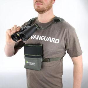 Vanguard Endeavor PH-1 Binocular Harness > Gets the weight of your neck!