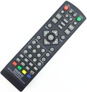 Telecomando universale HUAYU RM-D1155+5 TV ricerca automatica codici televisione