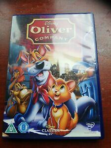Oliver And Company (DVD, 2009) Disney no.27